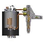 2 okruhy nezávislé - dvoubojler (dual boiler), 2 termobloky, 1 termoblok + 1 bojler
