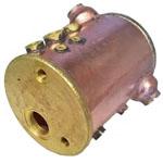 2 okruhy závislé - HX (Heat Exchanger), výměník