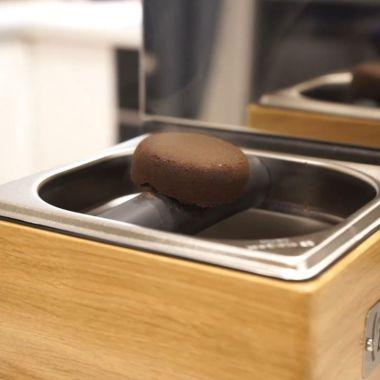 Dokonalý puk vždy potěší 🤩☕ #bunacafecz #espresso #ecmespresso #rudná #praha #kavarna #kava…