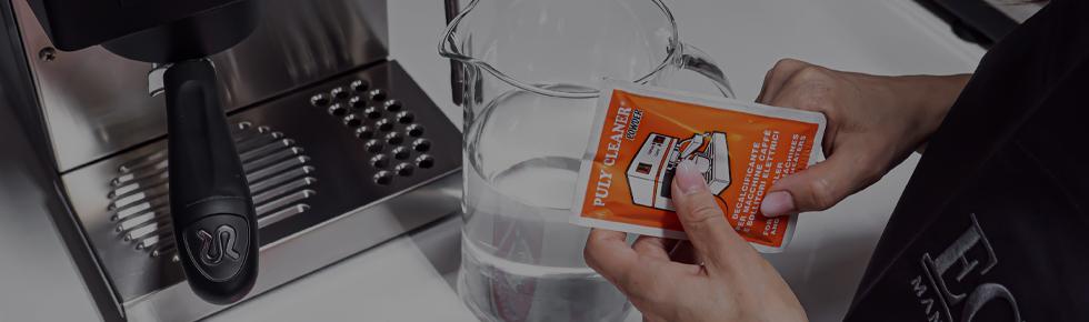 Čištění a údržba: Jak na odvápňování pákového kávovaru?
