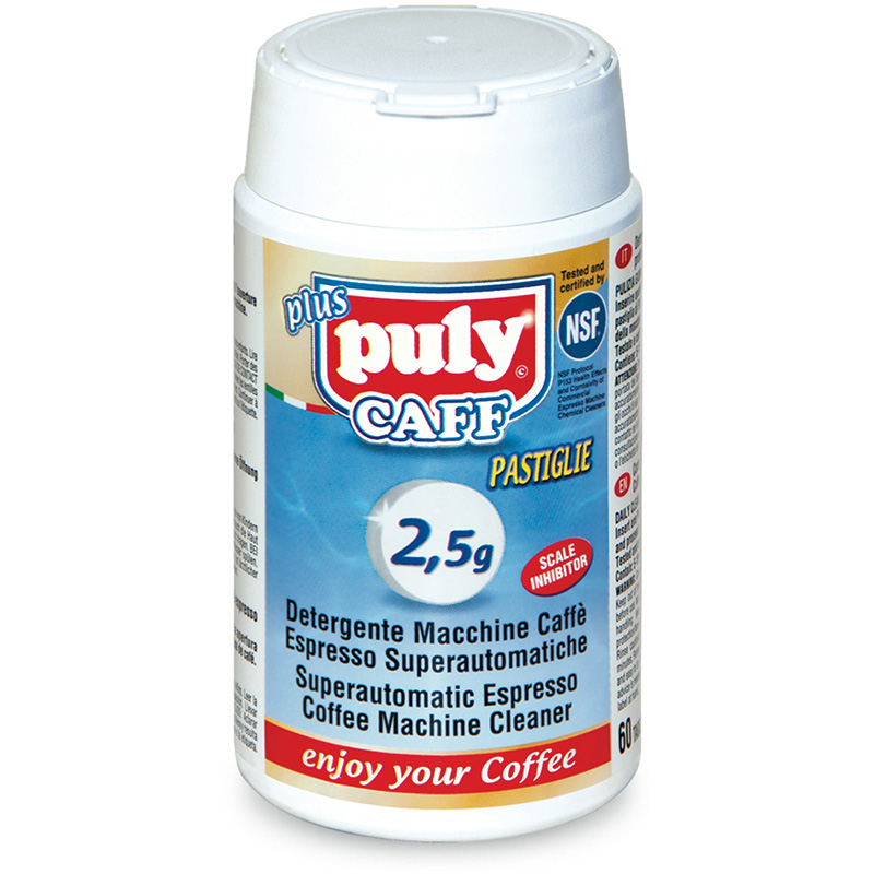 Puly Caff dóza, 60 tablet, 2,5 g (16 mm)