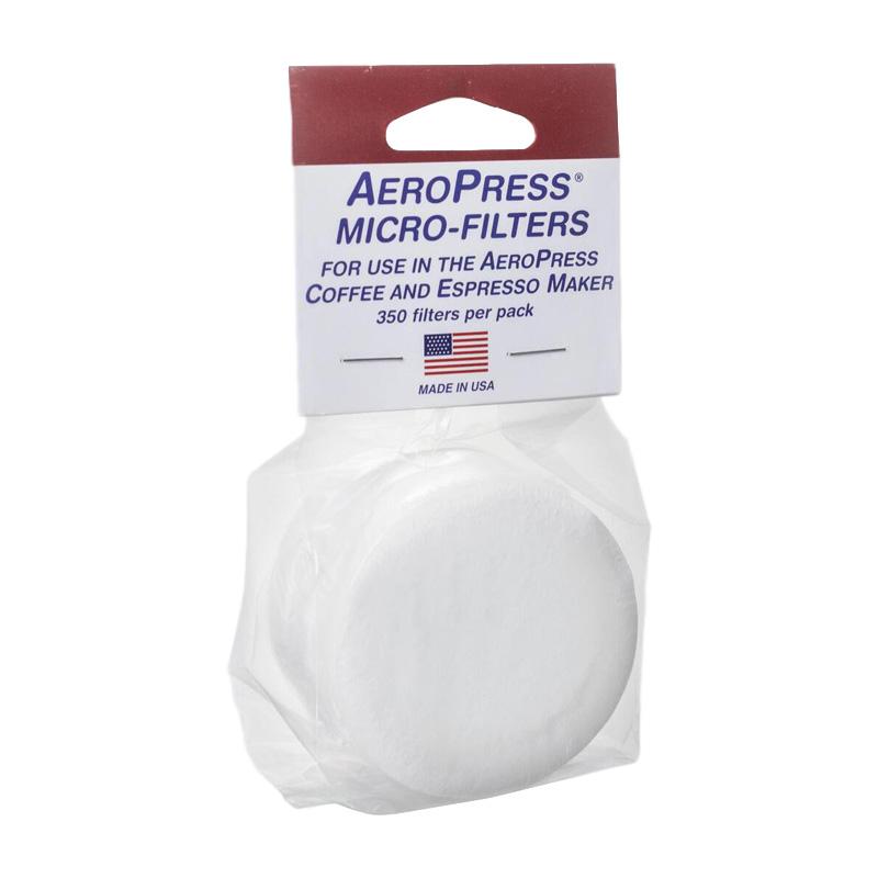 Aeropress papírové filtry, 350 ks