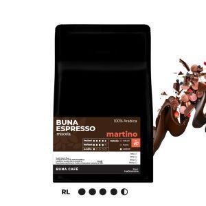 Buna Espresso martino 100%, 500g
