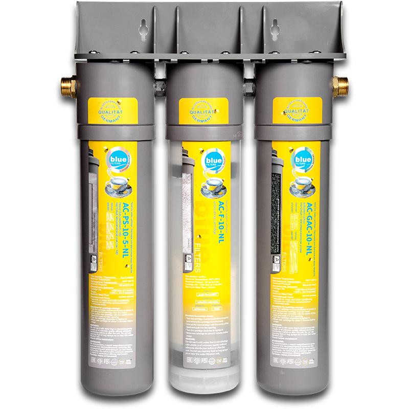 Blue Filters změkčovač vody Newline