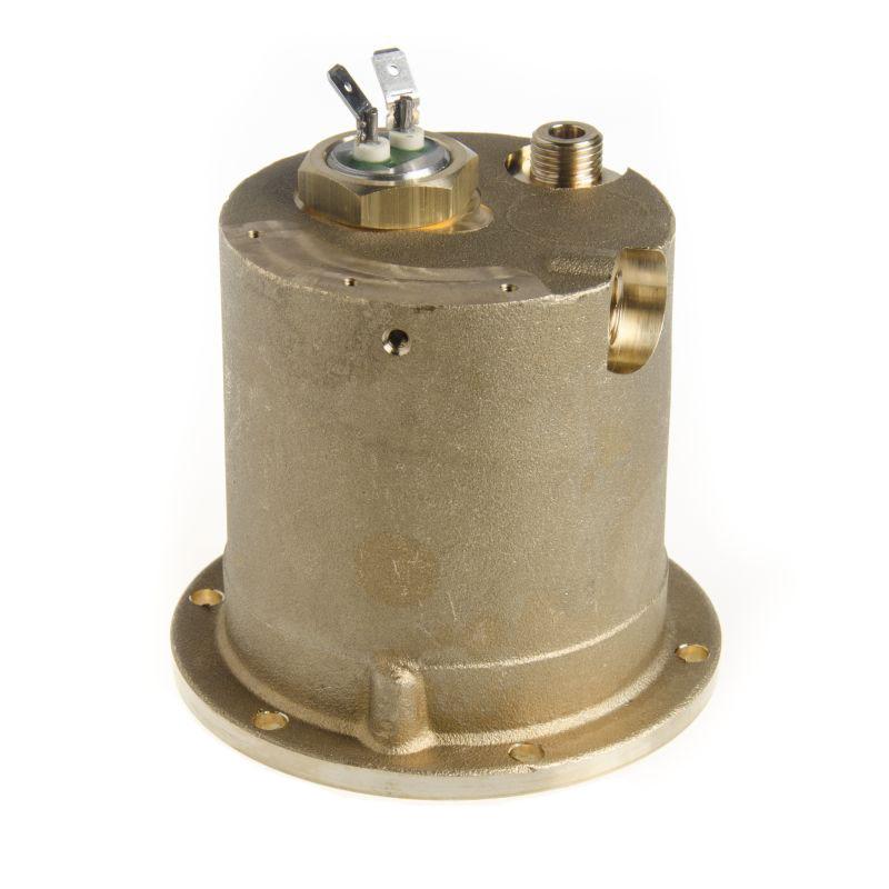 Rancilio bojler (boiler miss + heating element 230V)