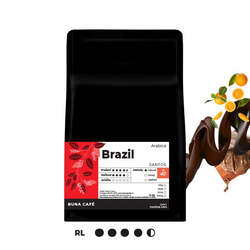 Brazil, Santos, RL45, 500g