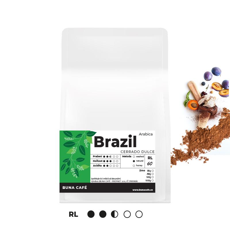 Brazil, Cerrado Dulce, RL60, 250g