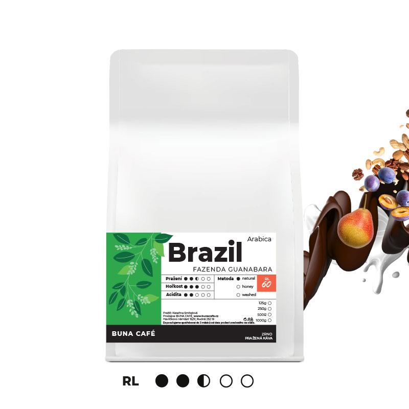 Brazil, Fazenda Guanabara, RL60, 500g
