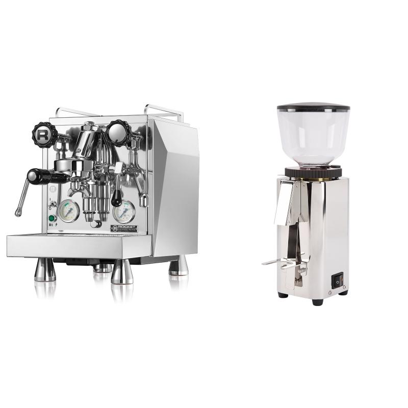 Rocket Espresso Giotto Cronometro V + ECM C-Manuale 54