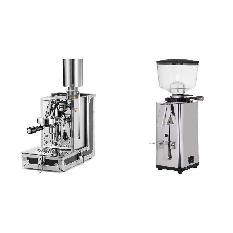 Rocket Espresso Porta Via + ECM S-Manuale 64