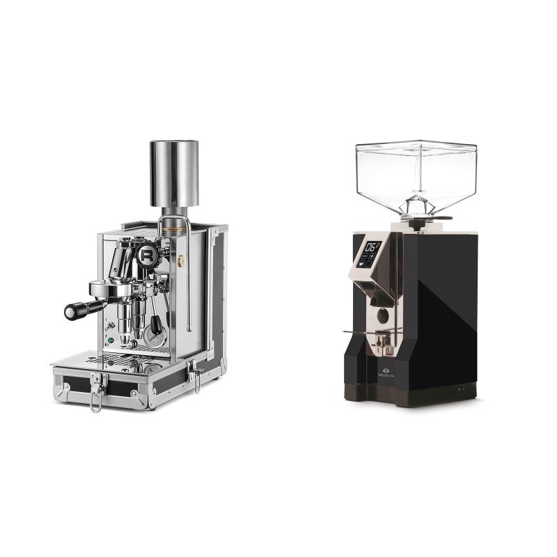 Rocket Espresso Porta Via + Eureka Mignon Specialita, CR black