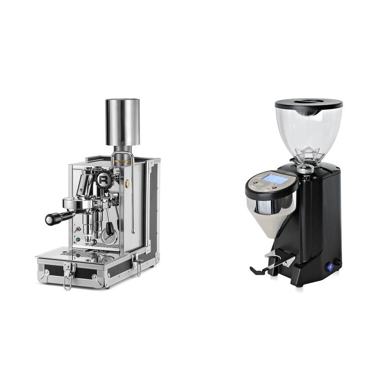 Rocket Espresso Porta Via + Rocket Espresso FAUSTO, černý