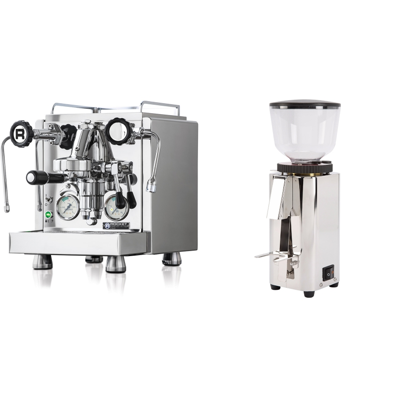 Rocket Espresso R 60V + ECM C-Manuale 54