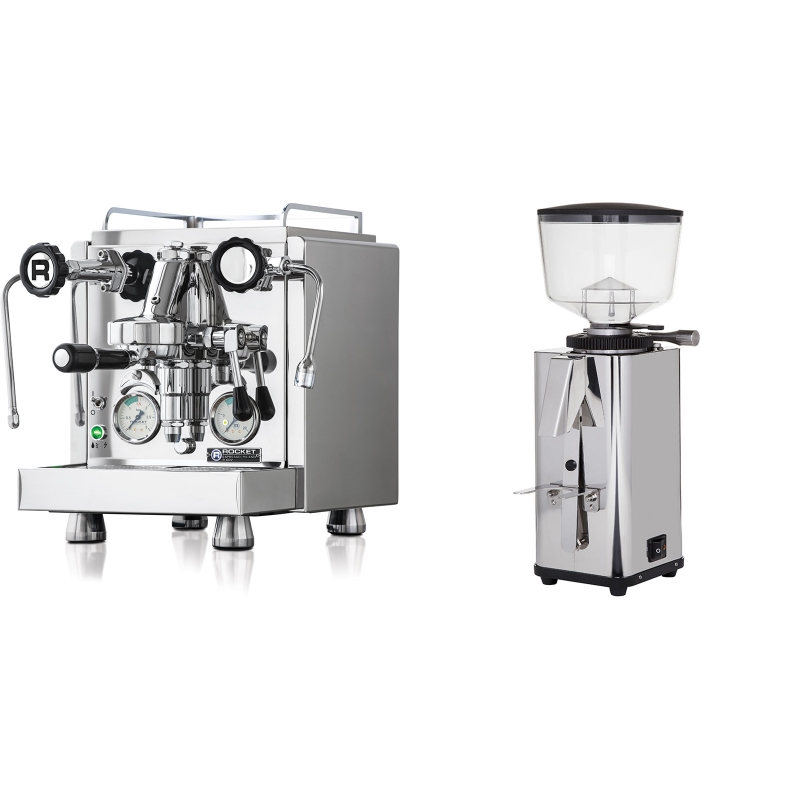 Rocket Espresso R 60V + ECM S-Manuale 64