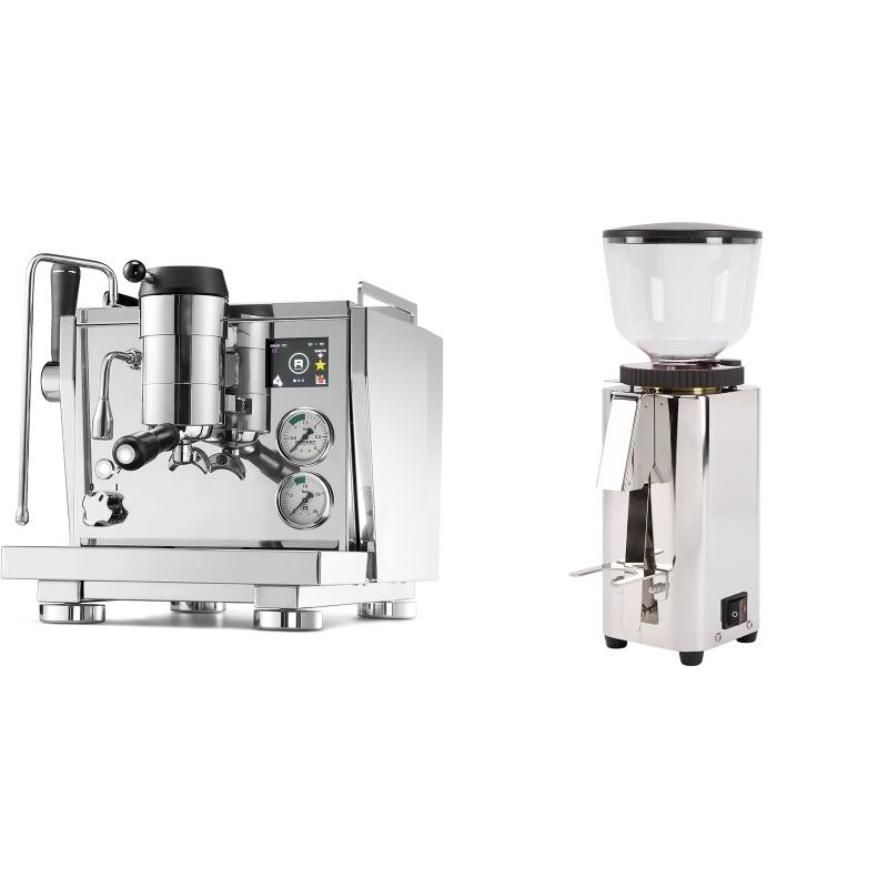 Rocket Espresso R NINE ONE + ECM C-Manuale 54