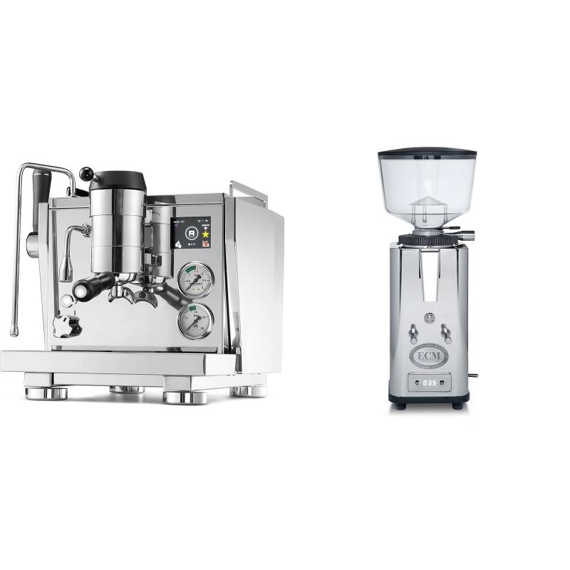 Rocket Espresso R NINE ONE + ECM S-Automatik 64