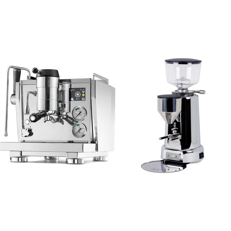 Rocket Espresso R NINE ONE + ECM V-Titan 64