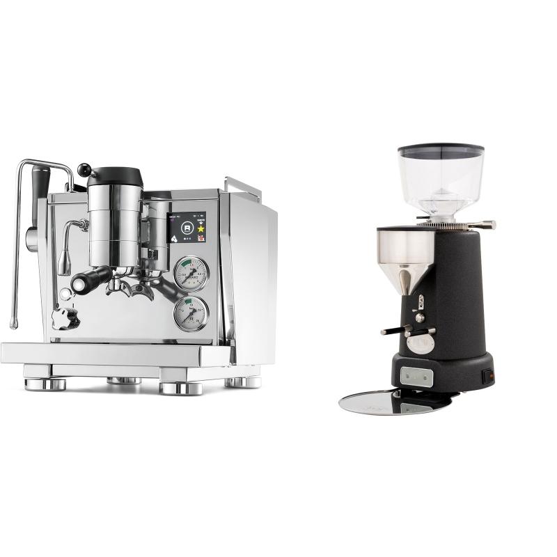 Rocket Espresso R NINE ONE + ECM V-Titan 64, anthracite