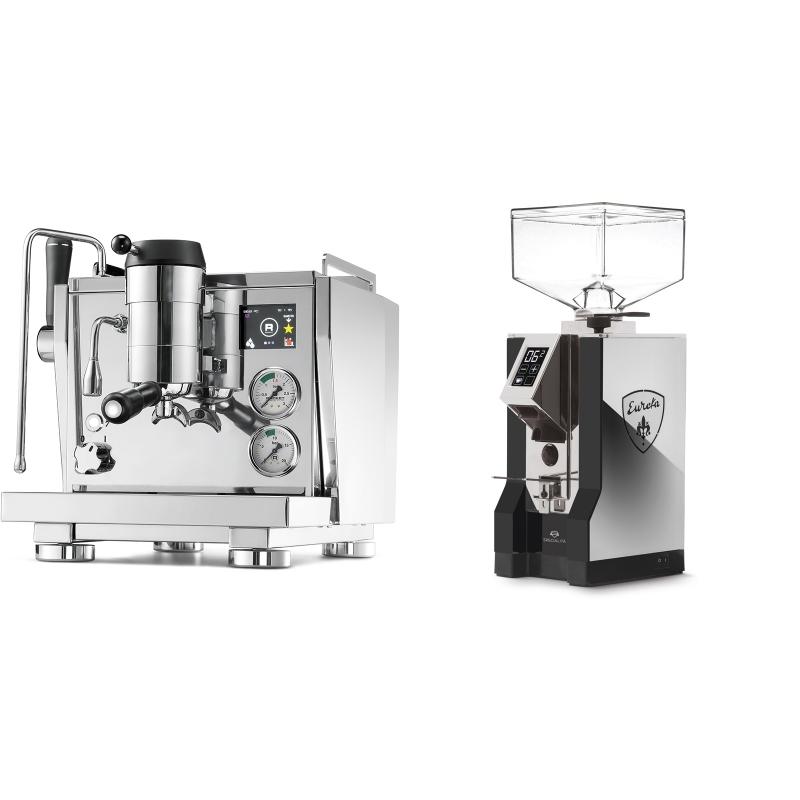 Rocket Espresso R NINE ONE + Eureka Mignon Specialita, NX black