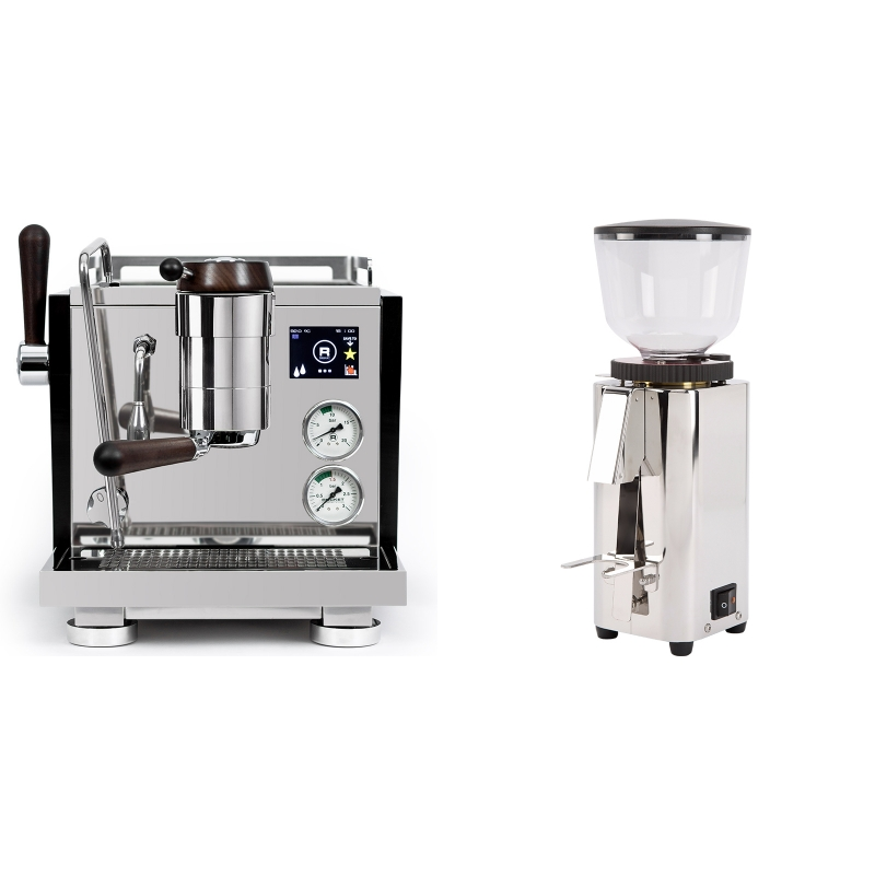 Rocket Espresso R NINE ONE Edizione Speciale + ECM C-Manuale 54
