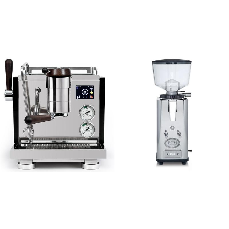 Rocket Espresso R NINE ONE Edizione Speciale + ECM S-Automatik 64