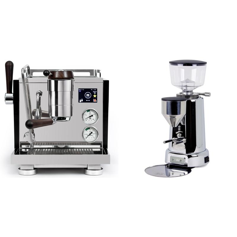 Rocket Espresso R NINE ONE Edizione Speciale + ECM V-Titan 64