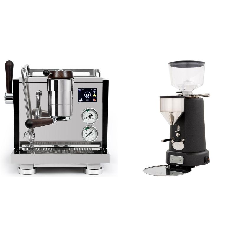 Rocket Espresso R NINE ONE Edizione Speciale + ECM V-Titan 64, anthracite