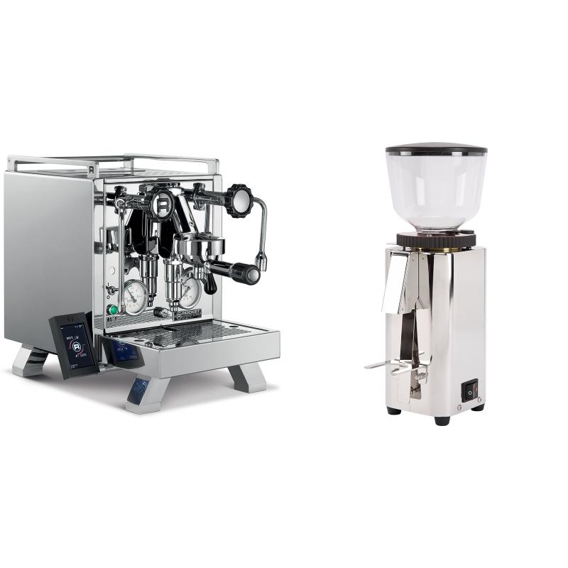 Rocket Espresso R 58 Cinquantotto + ECM C-Manuale 54