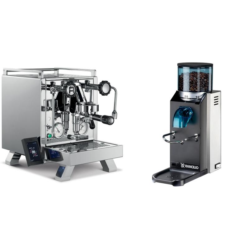 Rocket Espresso R 58 Cinquantotto + Rancilio Rocky Doserless
