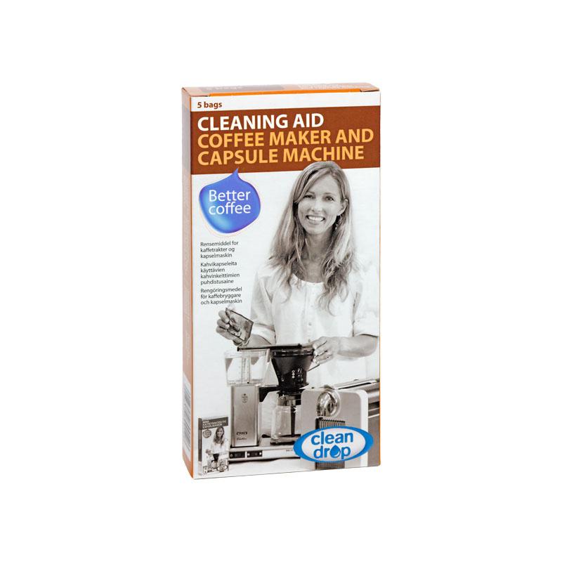 Clean Drop čistící přípravek pro kávovary Moccamaster