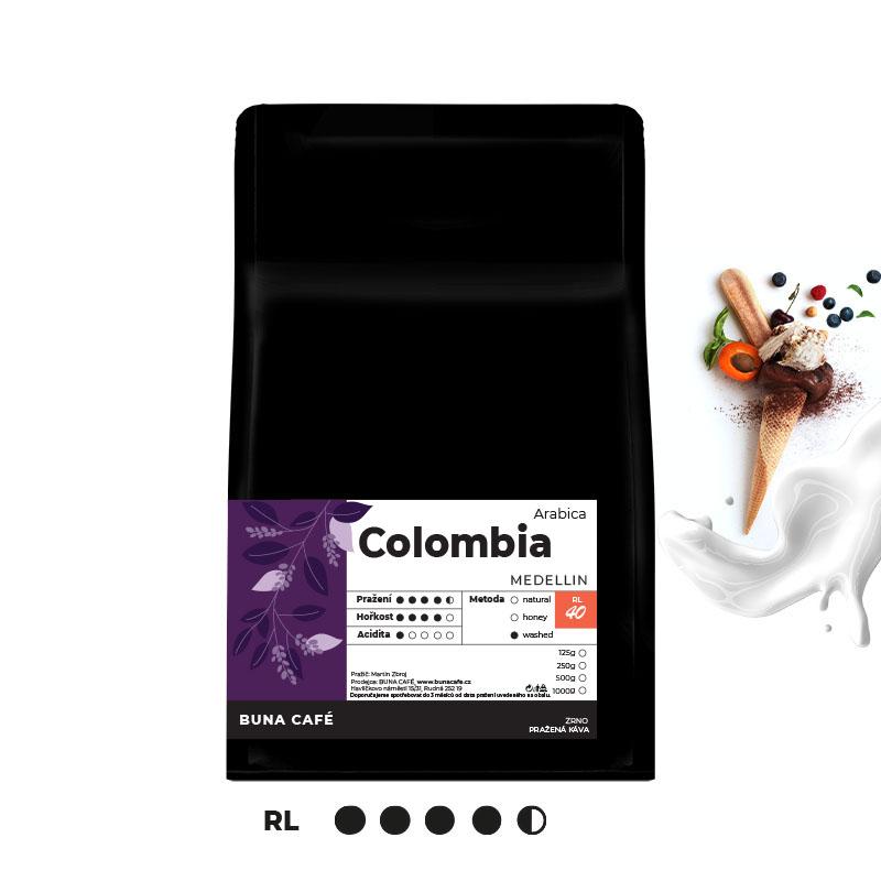 Colombia, Medellin, RL50, 1000g
