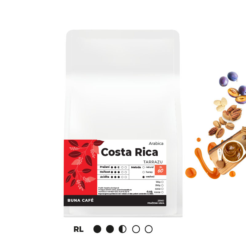 Costa Rica, Tarrazu, RL60, 500g