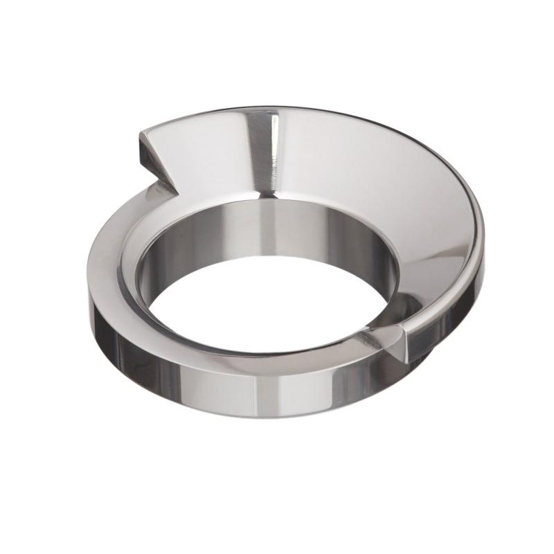 Trychtýř na filtr, precizní, 41 mm, s výkrojem