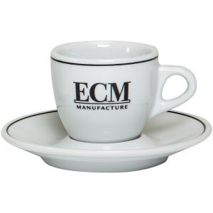 ECM šálek s podšálkem 60 ml, espresso