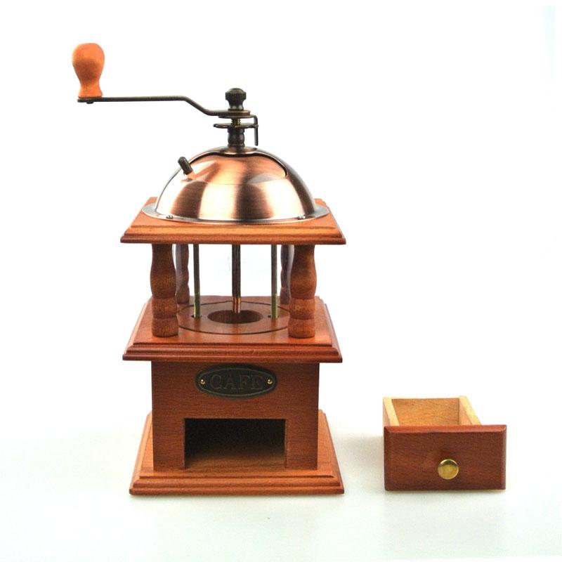 Ecocoffee mlýnek na kávu Nostalgia