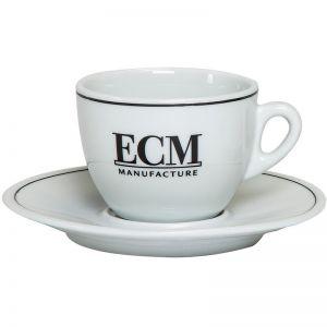 ECM šálek s podšálkem 180 ml, cappuccino (set 6 ks)