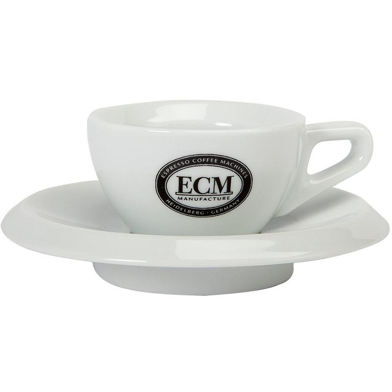 ECM šálek s podšálkem 60 ml (set 2 ks)