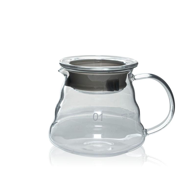Ecocoffee skleněná konvička 01, 360 ml