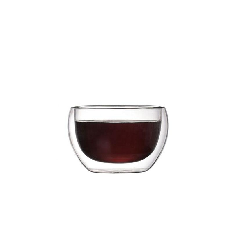 Ecocoffee sklenička, 50 ml