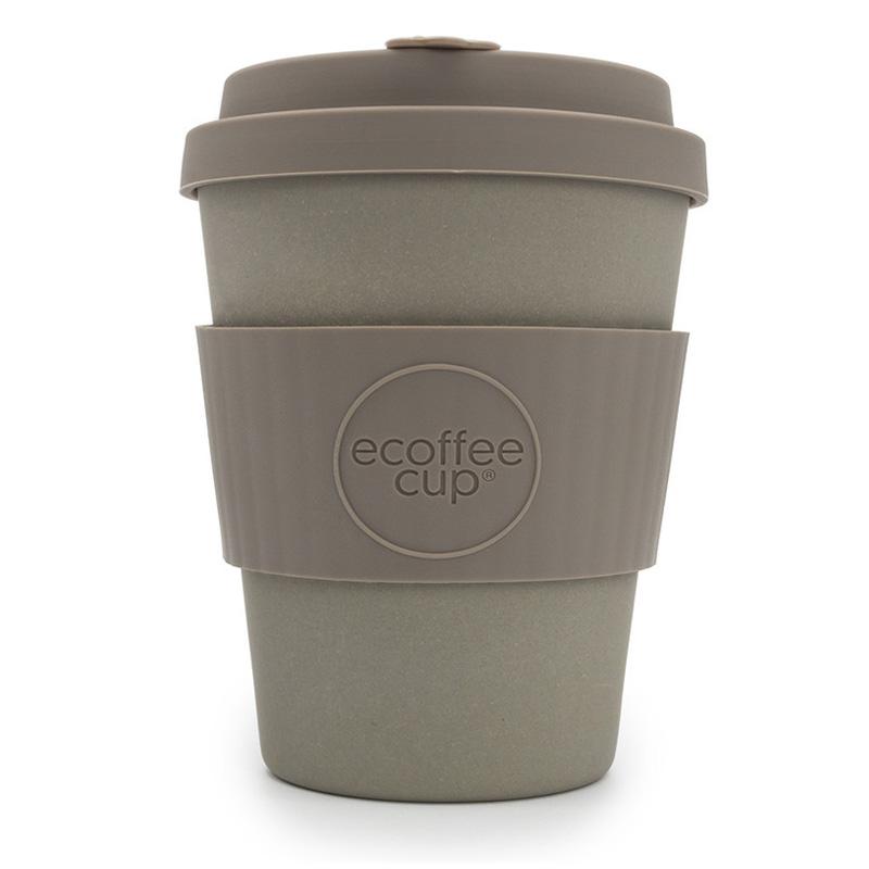 Ecoffee bambusový hrnek, 350 ml, hnědá