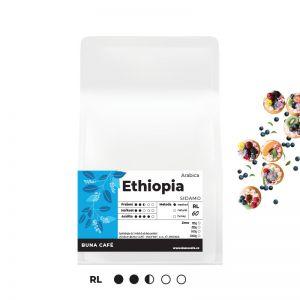Ethiopia, Sidamo, RL60, 500g