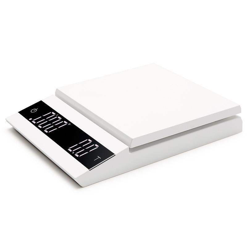Felicita Parallel White digitální váha, 2000 g / 0,1 g
