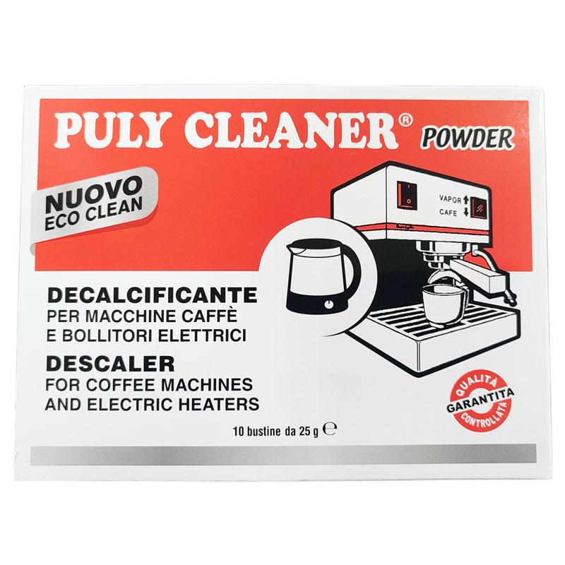 Puly Cleaner odvápňovač kávovarů, 10 sáčků
