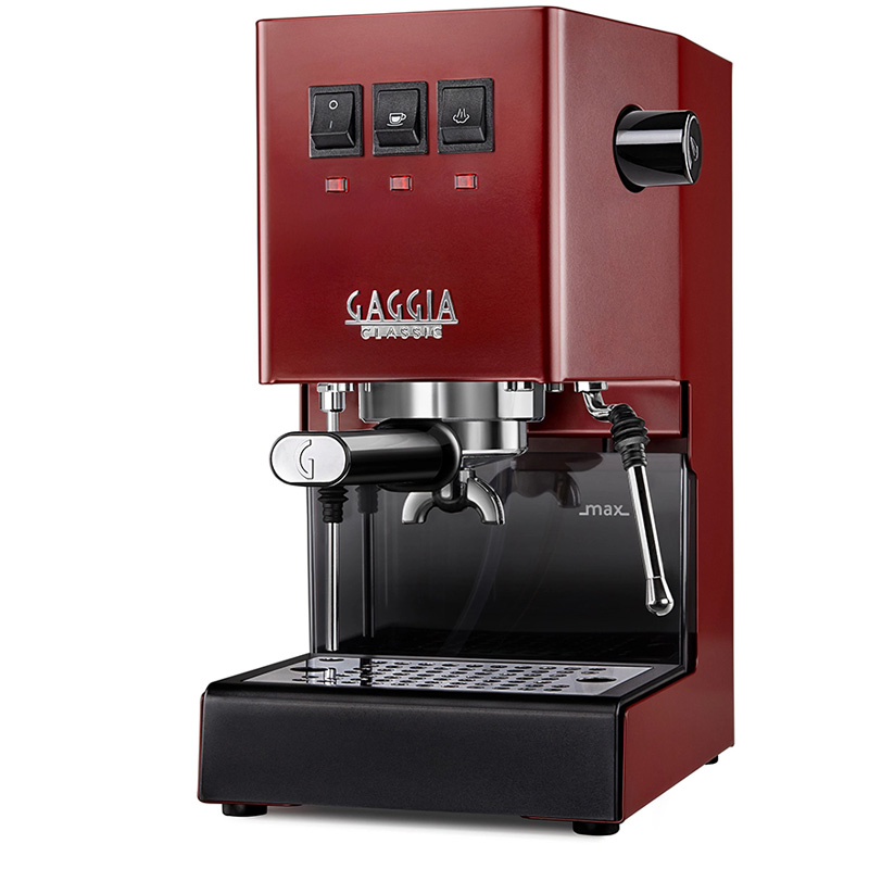 Gaggia New Classic, red