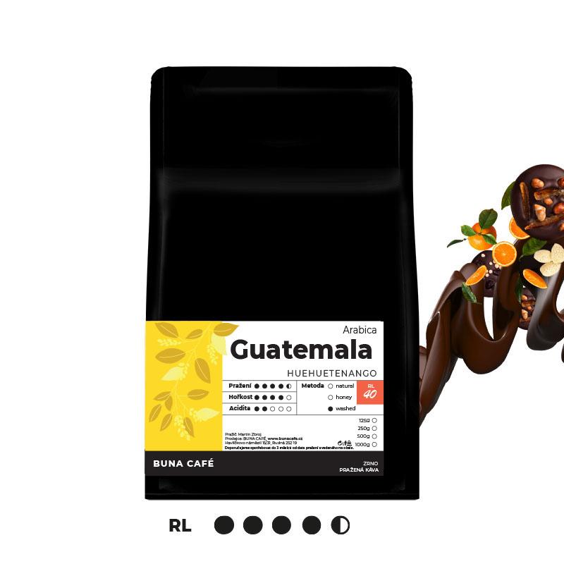 Guatemala, Huehuetenango, RL50, 250g
