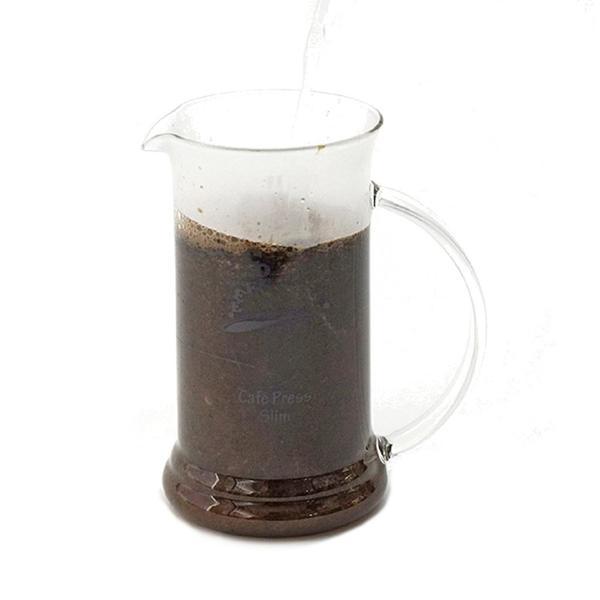 Hario Cafe Press Slim S Red, 240 ml