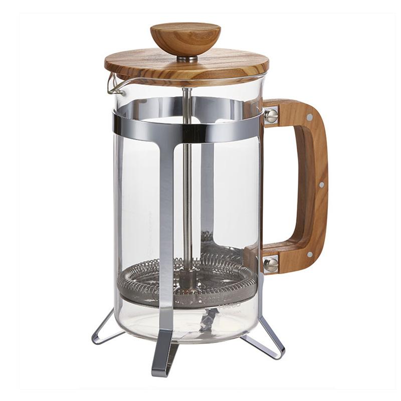 Hario Cafe Press Olive Wood, 300 ml