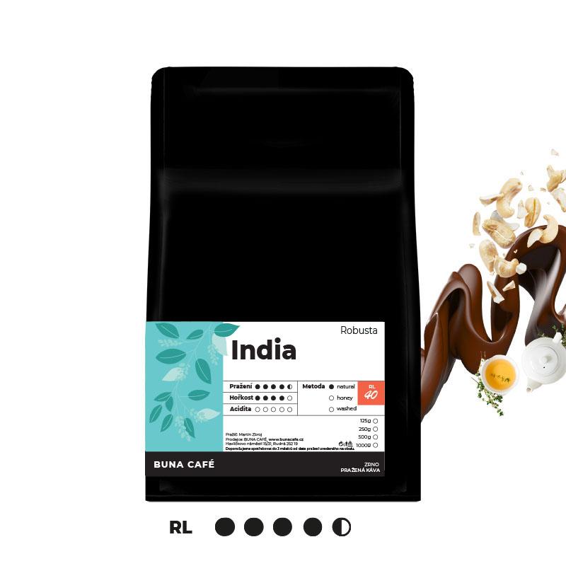 India, Cherry AA, RL45, 500g