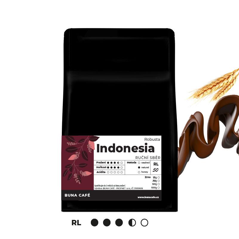 Indonesia, RL50, 250g