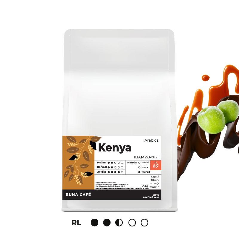 Kenya, Kiamwangi, RL60, 250g